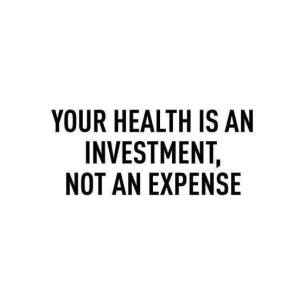 Health is Investment